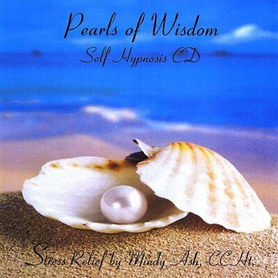 Mindy Ash - Pearls Of Wisdom Self-hypnosis Stress Relief CD CDB NEW