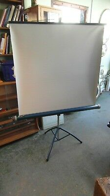Spectra Projector Screen on a Tripod Stand