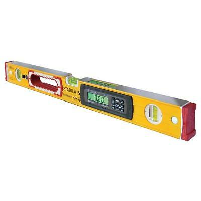 STABILA (Made IN Germany) $300 New, Digital Nonmagnetic Box Beam Level: 48 inch