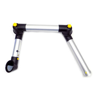 """Alsident System Fume Extraction System 2-Joint Venting Fume Arm, 43"""" Long"""