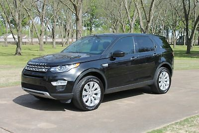 Land Rover Discovery Sport HSE LUX  1 Owner Sport HSE Lux 1 Owner One Owner Perfect Carfax Heated and Cooled Seats Nav Pano Roof MSRP New $51228