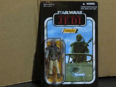 Star Wars Vintage Collection Return of the Jedi WEEQUAY Unpunched VC107 Figure