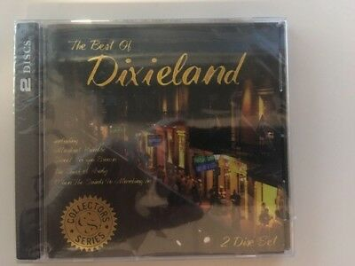 The Best Of Dixieland CD 2005 Brand New Sealed Free Ship First Class US