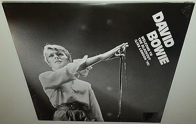 David Bowie Welcome To The Blackout Live In London '78 (2018 Rsd) Vinyl 3Lp
