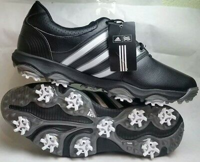 f978647bcfc5 ADIDAS TOUR 360 X Men s Golf Shoes Black White Silver