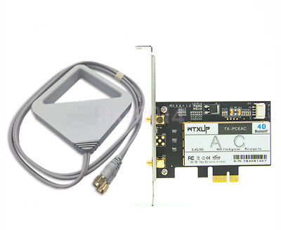 Wifi Wireless PCI-E Adapter Bluetooth 5.0 for Intel 9260AC Network Card 1730M