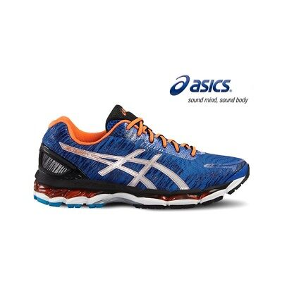 465 Asics GEL GLORIFY 2 scarpe running uomo neutra a3 nera T60RQ 9050 triathlon