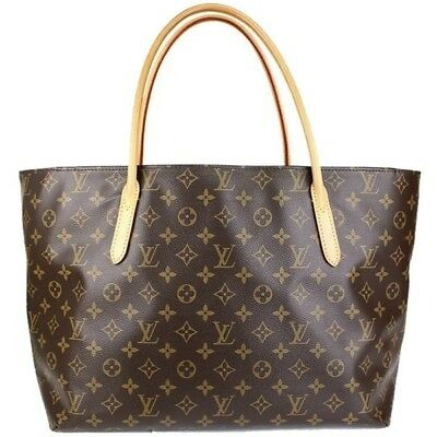 Louis Vuitton  Raspail/ Neferfull With Zip Tote Mm Bag Original New Condition