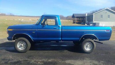 1976 Ford F-250 Ranger 1976 Ford F-250 Highboy