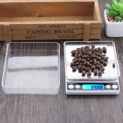 Multifunctional LCD Electronic Digital Scale 0.1G/0.01G Jewelry Weight Scales C6