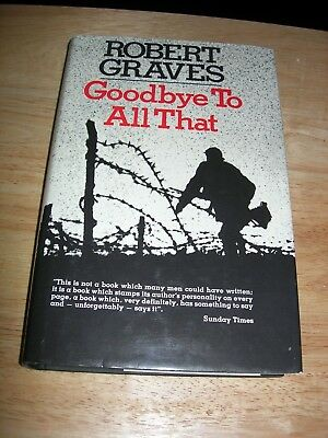 Robert Graves  Goodbye To All That & Greek Myths Illustrated Edition