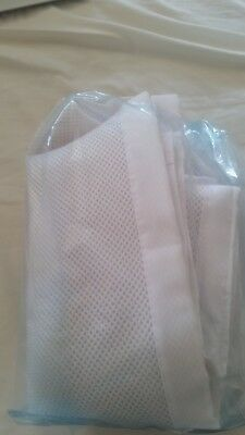 airwrap 2 sided safety breathable cot bumper