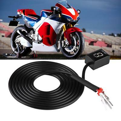Motorcycle Gear Indicator Red LED Display for honda CB400F CB500X CB650F CB400X