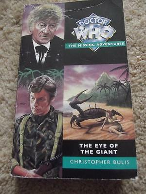 The Eye of the Giant by Christopher Bulis - Doctor Who Missing Adventures