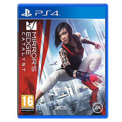 Mirror's Edge Catalyst - PS4 neuf sous blister VF