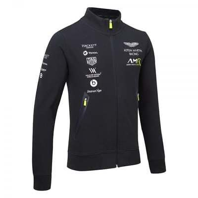 Aston Martin Racing Team Sweatshirt 2018 Navy ADULT