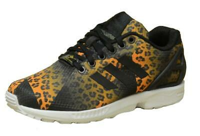 cheap for discount da76e 8a55e Adidas Zx Flux Scarpe Sportive Donna Nere S75496