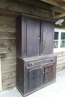 large welsh house keeper cupboard barn find project