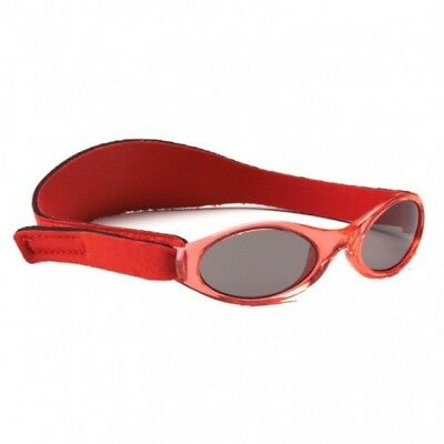 Baby Banz 0-2 Uv Sunglasses – Adventurer Red - New