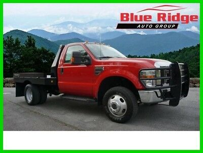 Ford F-350 XLT 2008 XLT Used Turbo 6.4L V8 32V Manual 4WD