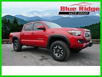 Toyota Tacoma TRD Off Road 2016 TRD Off Road Used 3.5L V6 24V Manual 4WD Pickup Truck Premium