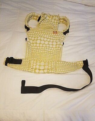 Tula Standard Full Wrap Conversion Pearl Fierenze Excellent Condition Baby