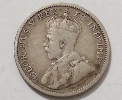 1911 Canada 10 Cents Silver, 0.99 Cents Auction, See Pics