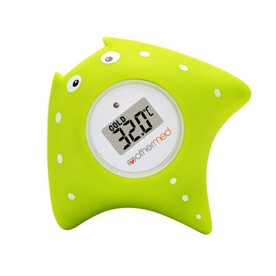 Mothermed Baby Bath Thermometer and Floating Bath Toy BathTub and Swimming