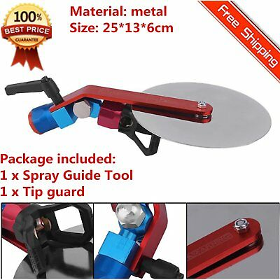 Universal Airless Paint Spray Gun Guide Accessory Tool for Titan Wagner Graco C2