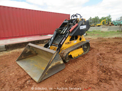 2007 Boxer 320 Rear Platform Compact Track Loader Two Speed Aux Hyds bidadoo