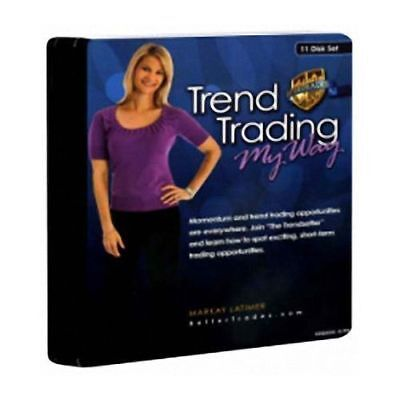Markay Latimer Trend Trading My Way Better Trades Technically Speaking Course