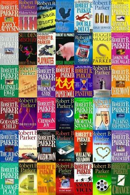Robert b. Parker  Ebook collection - Disc