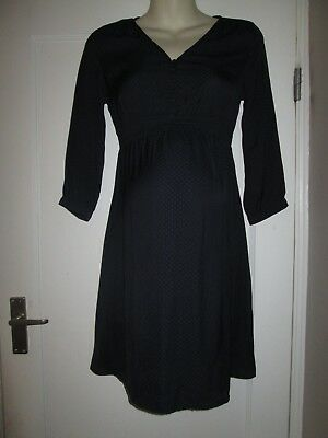 Pretty Size 6-8 H&m Maternity/nursing Dress See Pics!!