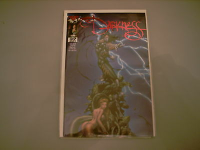 Darkness : Issue #32 (Blue Tempest Red Foil Edition Ltd 500)