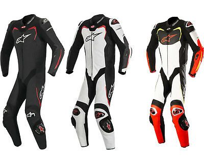Alpinestars GP Pro Tech-Air Race Mens Leather Street Bike Racing Motorcycle Suit