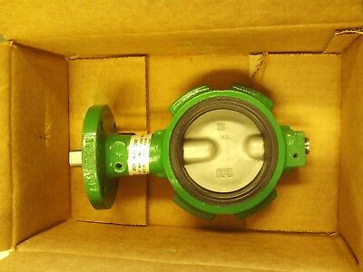"""Cameron 3"""" WFR NED Butterfly Valve J025096-1112349 200 psi / FREE Shipping!!"""