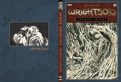 Bernie Wrightson Artifact Edition (cover A)