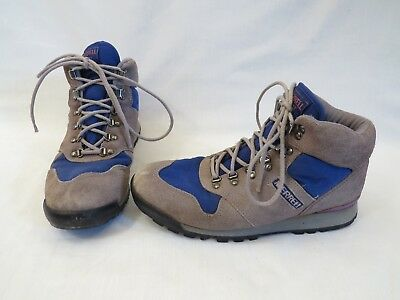 Merrell Quest Vintage Suede Leather Hiking Boots Mens sz 9