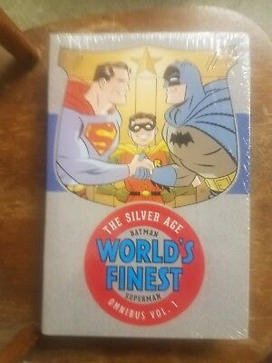 DC Comics Worlds Finest Silver Age Volume 1 Omnibus