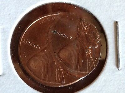 1999 BU Unc.  Double Struck Lincoln Cent
