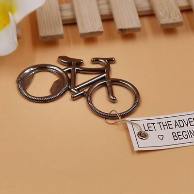 Bicycle Shape Metal Fashion Beer Bottle Opener Home Kitchen Wine Gift Tool