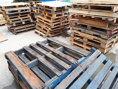 FREE Wooden Crates and Pallets - Local Pick Up Only - Firewood | Gardening