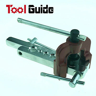 Imperial Coil Tube Expander Plumbing Tool Kit Copper Pipe Flaring Air Conditoner