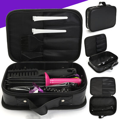 EVA Hair Salon Barber Scissors Combs Tool Storage Pouch Bag Hairdressing Case