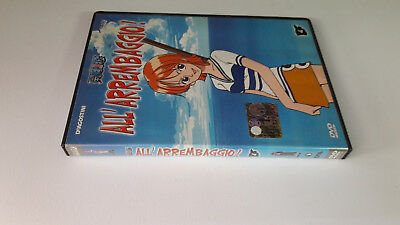 dvd ONE PIECE ALL'ARREMBAGGIO Volume 4 SHIN VISION