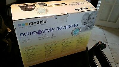 Medela Pump in Style Advanced Breast Pump with Backpack - used