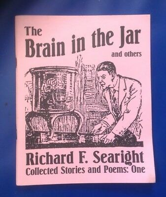 Richard F Searight - The Brain in the Jar and others, Necronomicon Press, 1992