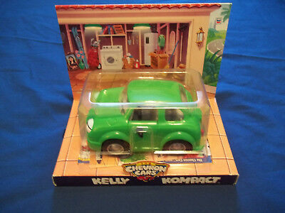 The Chevron Cars Kelly Kompact Collectable  - BRAND NEW NIB