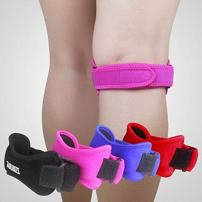 Patella Protector Brace Tendon Adjustable Gym Strap Band Sports Support Knee