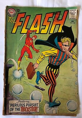 THE FLASH COMIC #142 - Silver age - February 1964